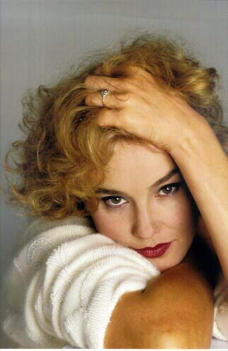 Jessica Lange at Little Golden Guy