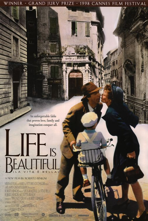 programmes TV Disney hors chaine Disney 1998_Life_is_Beautiful